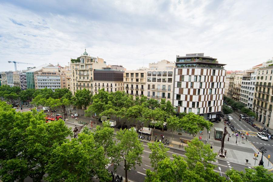 hotel en barcelona centro hotel paseo de gracia