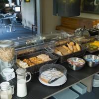 Desayuno buffet Hotel Paseo de Gracia
