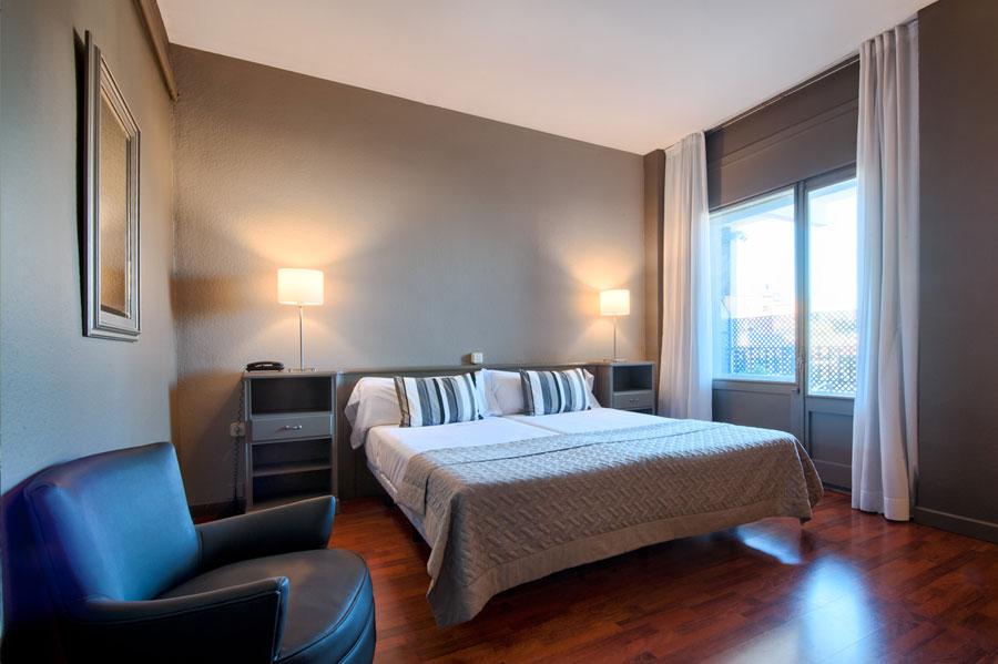 Hotel en barcelona centro hotel paseo de gracia Habitacion hotel barcelona