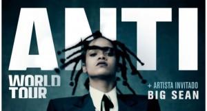 Rihanna en concert a Barcelona