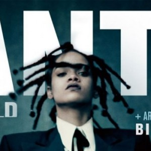 Rihanna in concert in Barcelona 2016