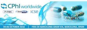 CPhI Worldwide 2016 Barcelona