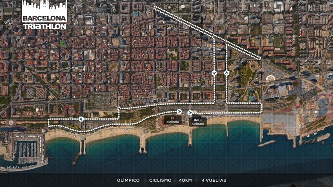 Triathlon de Barcelona 2016