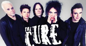 The Cure in concert in Barcelona