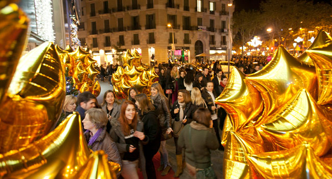The Shopping Night Barcelona 2016
