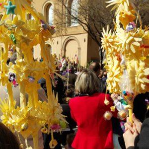 Semana Santa en Barcelona - Domingo de Ramos