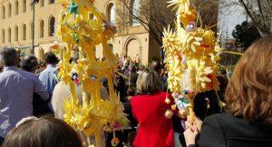 Easter in Barcelona 2017