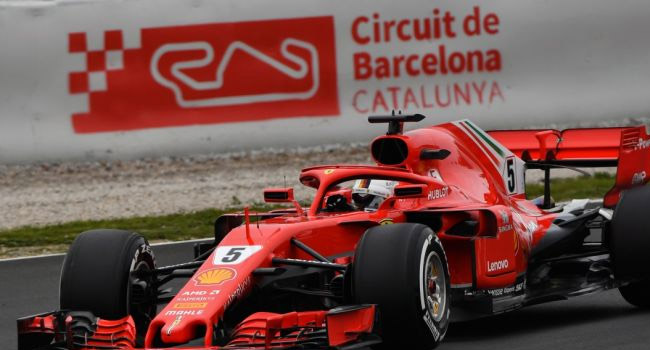 Formula 1 Barcelona 2018 F1