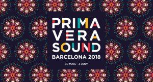 Primavera Sound Barcelona 2018