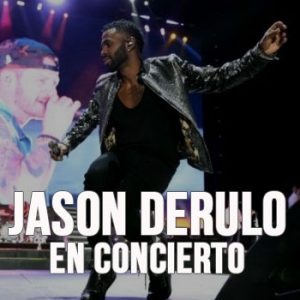 Jason Derulo in concert in Barcelona