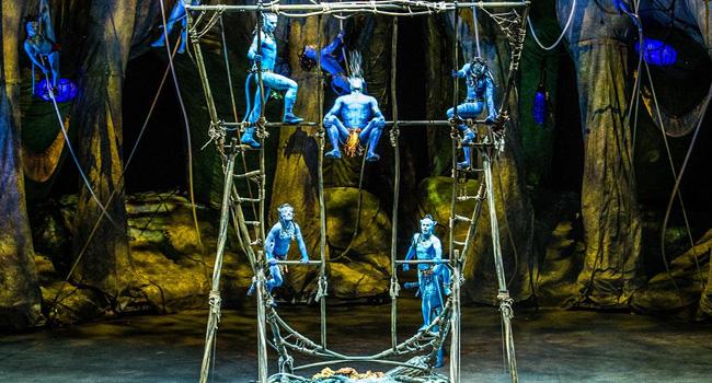 Toruk Barcelona - Cirque du Soleil