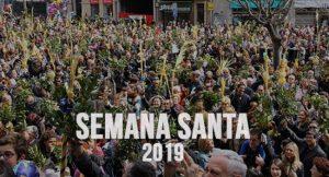 Semana Santa en Barcelona 2019