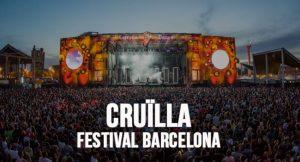Cruilla festival barcelona