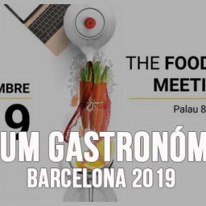 Forum Gastronómico de Barcelona 2019