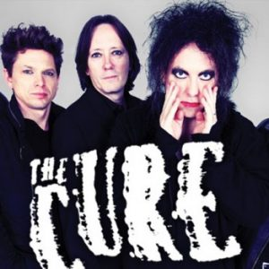 The Cure en concert a Barcelona