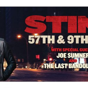Sting en concert a Barcelona
