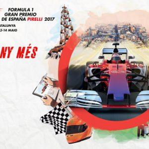 Gran Premi F1 Barcelona 2017