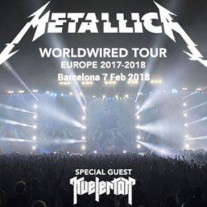 Metallica en concierto en Barcelona