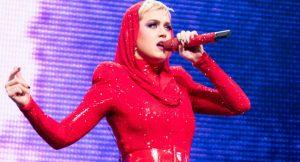 Katy Perry en concierto en Barcelona