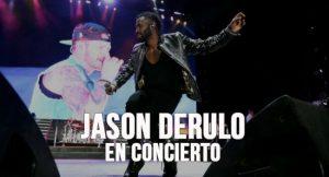 Jason Derulo en concierto en Barcelona