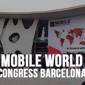 Mobile World Congress Barcelona 2019 - hotel barcelona