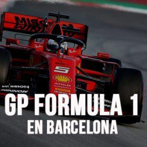 Formula 1 Barcelona GP