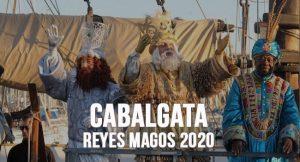 cabalgata de reyes barcelona 2020
