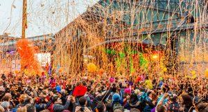 Carnaval en Barcelona 2020